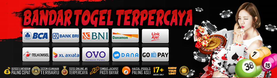 Bandar Togel Terpercaya Terbaik Terbesar di indonesia
